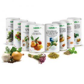 Fűszerek, konyhai termékek