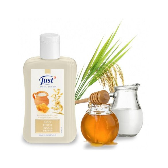 Just Méz-rizs tusfürdő (250 ml)