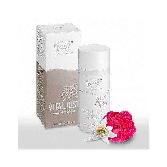 Vital Just Sminklemosó Damaszkuszi rózsával és havasi gyopárral (150 ml)