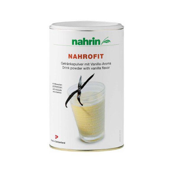 Nahrin Nahrofit vanília (470 g)