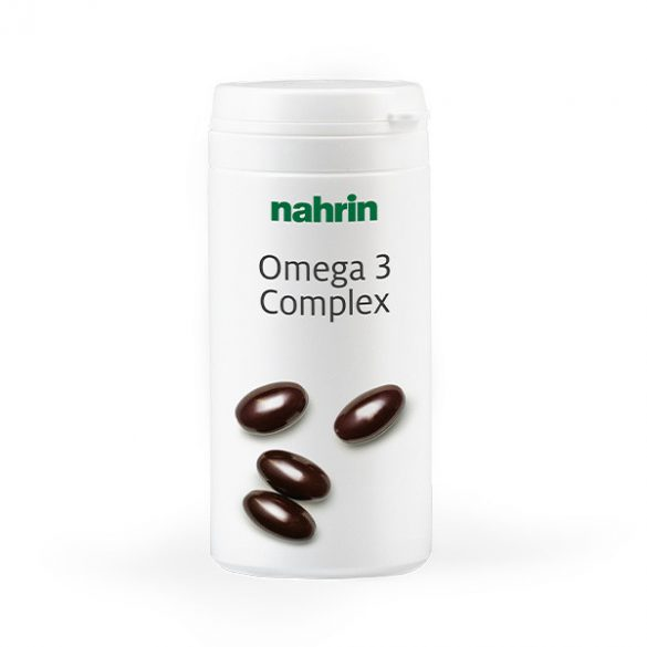 Nahrin Omega-3 kapszula (75 g)