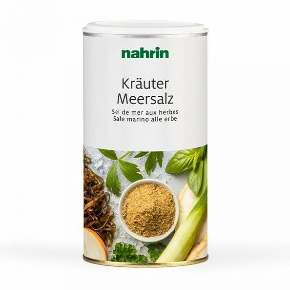 Nahrin Tengeri algás sópótló fűszerkeverék (400 g)