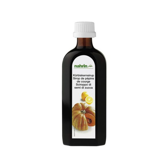 Nahrin Sütőtökmag szirup (250 ml)